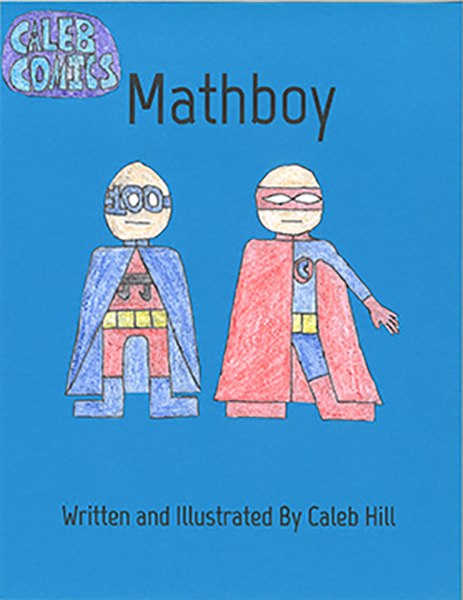 Mathboy Cover